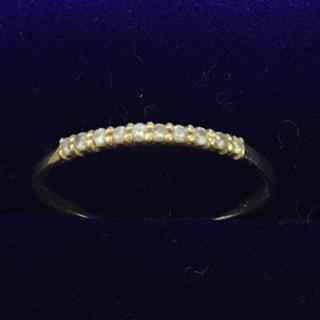 ダイヤ10P リング(リング(指輪))