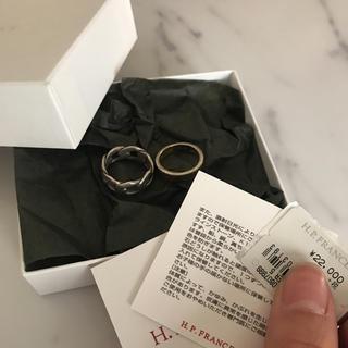 イオッセリアーニ(IOSSELLIANI)のイオッセリアー二 チェーンリング silver925(リング(指輪))