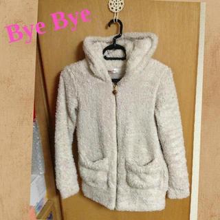 バイバイ(ByeBye)のBye Bye❁もこもこパーカー(パーカー)