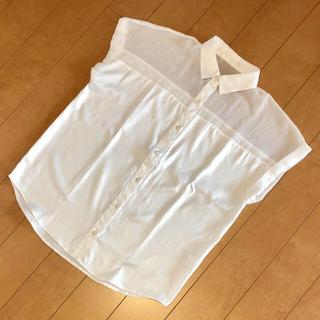 ジーユー(GU)のサイズ S*シャツ*gu(シャツ/ブラウス(半袖/袖なし))