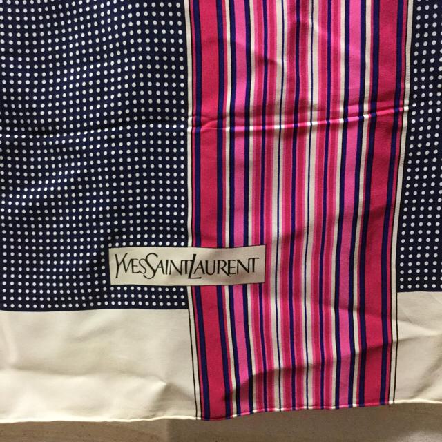 5cf9e29217cb Yves Saint Laurent Beaute(イヴサンローランボーテ)のYSL イヴサンローラン スカーフ