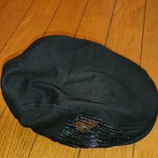キャロウェイゴルフ(Callaway Golf)の☆値下げ☆CALLAWAY キャロウェイ ハンチングキャップ 帽子 ブラック F(ハンチング/ベレー帽)