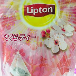 リプトン 紅茶 さくらティー  10P(茶)
