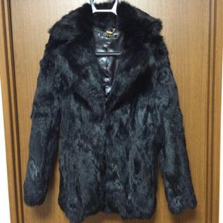 バブラス(BUVRUS)のラビットファーコート(毛皮/ファーコート)