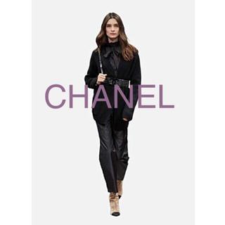 シャネル(CHANEL)の新品未使用 CHANEL 近年タグbijouパンツ34購入価格25万(その他)