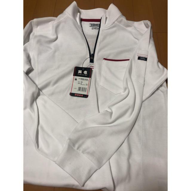 寅壱(トライチ)の作業服 メンズのトップス(Tシャツ/カットソー(半袖/袖なし))の商品写真