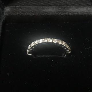 ポンテヴェキオ(PonteVecchio)のポンテヴェキオ  ダイヤモンド エターナルリング(リング(指輪))