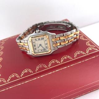 カルティエ(Cartier)の美品✨カルティエ Cartier パンテール 2ロウ 腕時計 (腕時計)