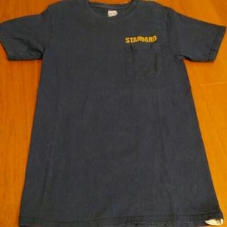 ハイスタンダード(HIGH!STANDARD)のハイスタンダード Tシャツ ポケT メンズ ヘインズ Sサイズ(Tシャツ/カットソー(半袖/袖なし))