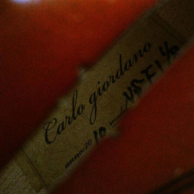 【証明ラベル有】Carlo Giordano VS-F1バイオリン 1/8 楽器の弦楽器(ヴァイオリン)の商品写真