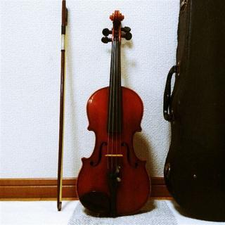 【日本製】鈴木 No.220 バイオリン 1/8 スズキ 1972 suzuki(ヴァイオリン)