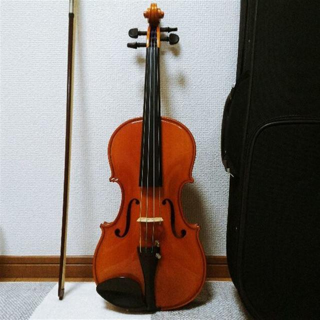 ルーマニア製【美杢】HORA Reghin 3/4 バイオリン 楽器の弦楽器(ヴァイオリン)の商品写真