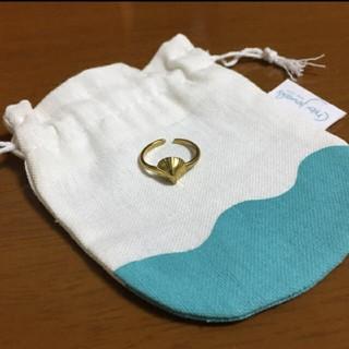 チビジュエルズ(Chibi Jewels)の新品*Chibi jewels チビジュエルズ シェルリング(リング(指輪))