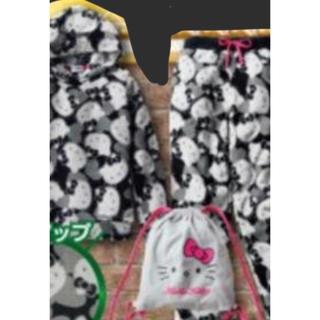 シマムラ(しまむら)のキティパジャマ上下(パジャマ)