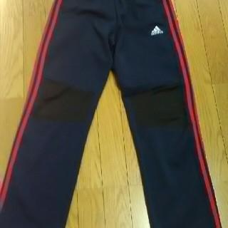 アディダス(adidas)の中古アディダスジャージズボン160(パンツ/スパッツ)