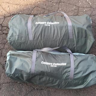 キャンパーズコレクション(Campers Collection)のキャンパーズコレクション テント&タープ(テント/タープ)