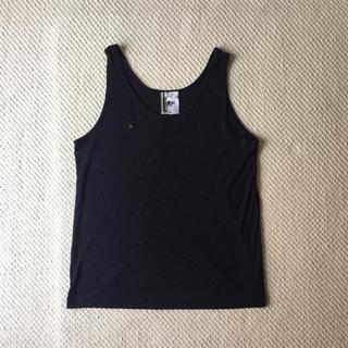 バランスウェアデザイン(balanceweardesign)のBalanceweardesign ネイビーノースリーブ  タンクトップ(タンクトップ)