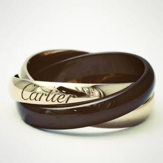 カルティエ(Cartier)の☆中古品☆Cartier☆トリニティリング(リング(指輪))