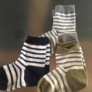 ムジルシリョウヒン(MUJI (無印良品))の無印良品 こども靴下