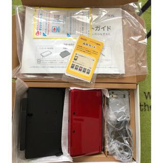 ニンテンドー3DS(ニンテンドー3DS)のニンテンドー 3DS(携帯用ゲーム機本体)