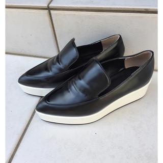 スライ(SLY)のSLY  厚底ローファー(ローファー/革靴)