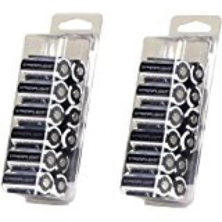 ストリームライト(STREAMLIGHT)のストリームライト リチウムイオン電池8個(バッテリー/充電器)