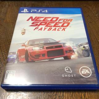 プレイステーション4(PlayStation4)のプレステ4 ニードフォースピード  値下げ(家庭用ゲームソフト)