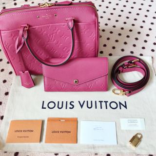 ルイヴィトン(LOUIS VUITTON)の6月末で出品終了❤︎❤︎ Louis Vuitton スピーディ サラ(財布)
