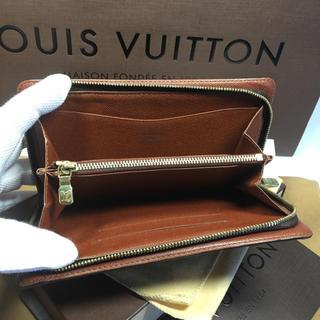 ルイヴィトン(LOUIS VUITTON)の❤️美品❤️モノグラム ラウンドファスナー❤️(財布)