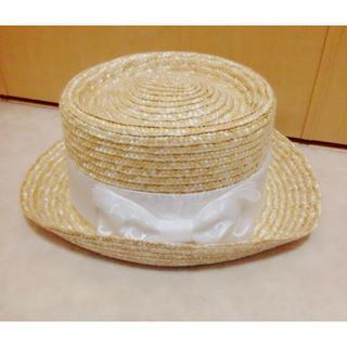 ロニィ(RONI)のRONI☆カンカン帽☆F(帽子)