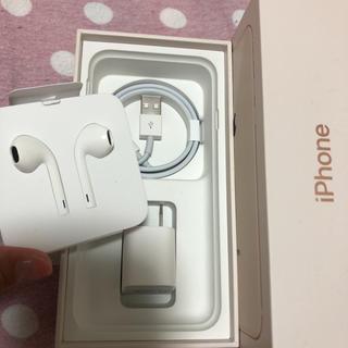アイフォーン(iPhone)のiPhone 充電器 イヤホン(バッテリー/充電器)