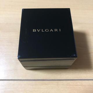 ブルガリ(BVLGARI)のBVLGARI box(リング(指輪))