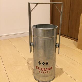 クンバ(KUUMBA)のクンバ インセンスバーナー(お香/香炉)
