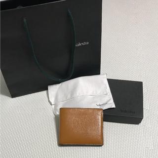 ヴァレクストラ(Valextra)のValextra ヴァレクストラ 二つ折り財布 札入(折り財布)