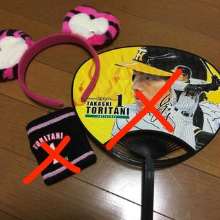 ハンシンタイガース(阪神タイガース)の野球応援セット(応援グッズ)