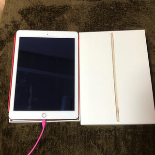 アイパッド(iPad)のiPad Air2 64GB♡ゴールド♡美品(タブレット)