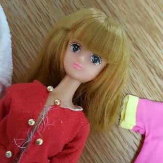 20年前のリカちゃん人形(ぬいぐるみ)