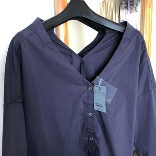 アパートバイローリーズ(apart by lowrys)のアパートバイローリーズのシャツ 新品未使用(シャツ/ブラウス(長袖/七分))
