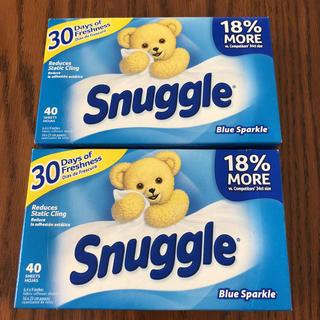 スナッグル(Snuggle)のSnuggle スナッグル 乾燥機シート柔軟剤(洗剤/柔軟剤)