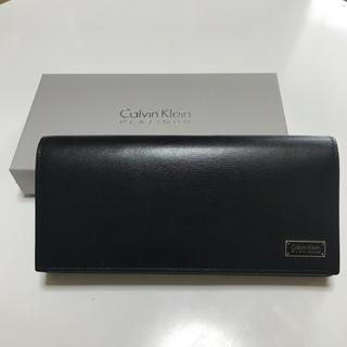 カルバンクライン(Calvin Klein)の【新品】CK カルバンクライン 長財布(長財布)