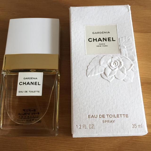 a6bbf46ade42 CHANEL - シャネル ガーデニア オードトワレの通販 by マルル's shop ...