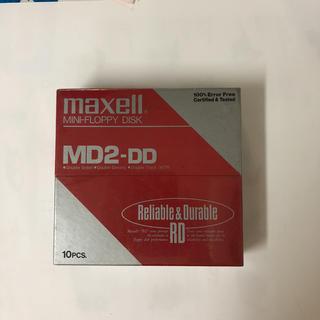 マクセル(maxell)のken3専用 ミニフロッピー(PC周辺機器)