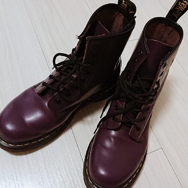 Dr.Martens(ドクターマーチン)の【みぃ様専用】 Dr.Martens 8ホールブーツ  レディースの靴/シューズ(ブーツ)の商品写真