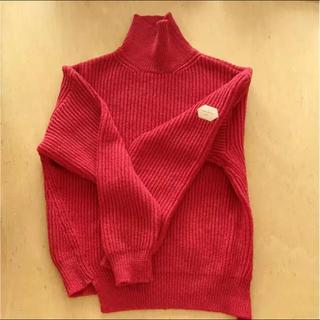 ルイヴィトン(LOUIS VUITTON)のLOUIS VITTON PARIS の セーター(ニット/セーター)