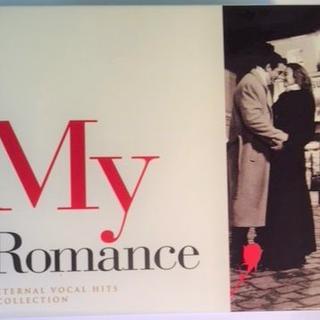 My Romance (マイロマンス)スタンダード・ヴォーカル5枚組CDセット(ボーカロイド)