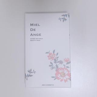 ジェイビーエス(JBS)のMIEL DE ANGE(パック / フェイスマスク)