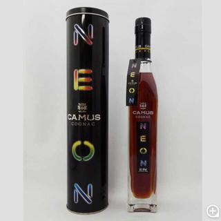 ネオン(Neon)の【新品・未開封】CAMUS COGNAC NEON (ブランデー)