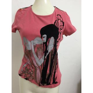 クストバルセロナ(Custo Barcelona)のcusto Tシャツ(Tシャツ(半袖/袖なし))