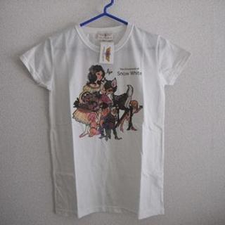 アメリカンレトロ(AMERICAN RETRO)の【未使用】SNOW WHITE(白雪姫)Tシャツ(Tシャツ(半袖/袖なし))