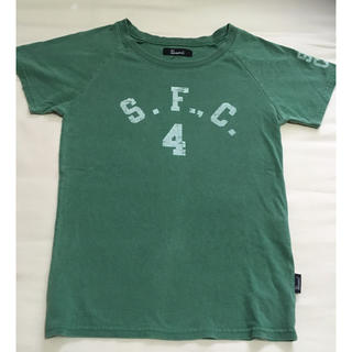 オールオーディナリーズ(ALL ORDINARIES)の半袖Tシャツ バックプリント  袖プリント 染め(Tシャツ(半袖/袖なし))